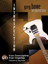 Greg Howe - Introspection Tablature