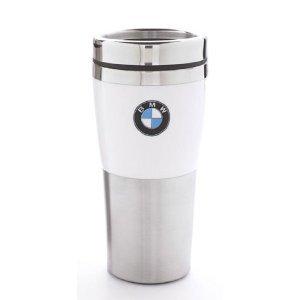 Genuine BMW Fusion Tumbler with White Band