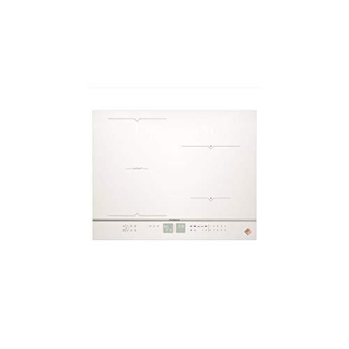 De Dietrich DPI7686WP plaque Blanc Intégré Plaque avec zone à induction - Plaques (Blanc, Intégré, Plaque avec zone à induction, 2400 W, Rond, 16 cm)