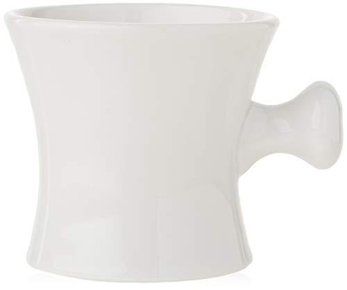 Ceramic Shaving Shave Soap Mug Bowl With Ball Grip Handle