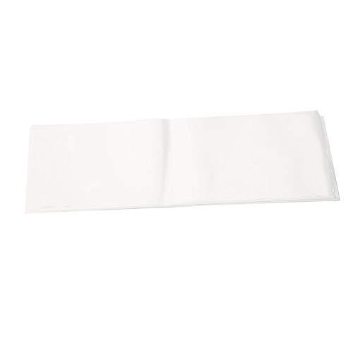Wax Strips - Haar Wrap Papier 100 stks/pack Professionele Salon Haar Dye Papier Recycleable Kleurverven Highlight Papier