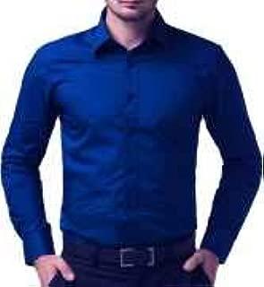 Mens Fashion Blue Shirt