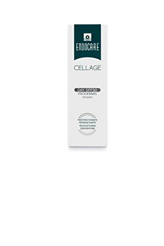 Endocare Cellage Day SPF30 - Crema Antiarrugas, Antiedad, Redensificante, Retexturizante, con Ácido Hialurónico y Protección Solar, Todo Tipo de Pieles, 50 ml (13998)