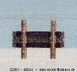 Fleischmann 6107 H0 GERADES PROFI-GLEIS, 10 MM