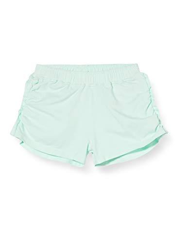 Noppies Baby-Mädchen G Cranford Shorts, Blau (Bay P541), (Herstellergröße: 68)