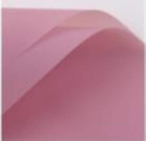 Miner 20 stks set koreaanse stijl kleur tissuepapier inwikkeling bloem wrap papier kerstcadeau inpakpapier huwelijkscadeau verpakkingsmateriaal, roze