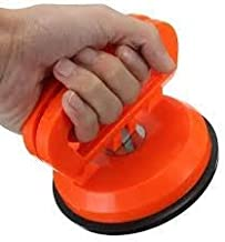 BnW Products Vacuum Suction Cup Glass Lifter 4.5