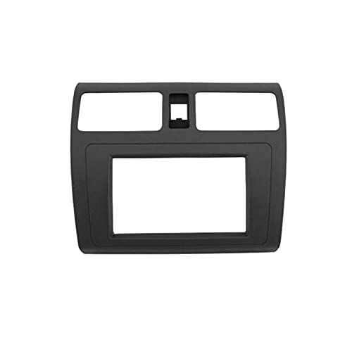 GIS 2 Accesorios para Automóviles DIN Stereo DVD Radio Panel FASTIA Frame Dash Mount Kit Adaptador De Ajuste Bisel Fascia Fit para Suzuki Swift 2009-2010