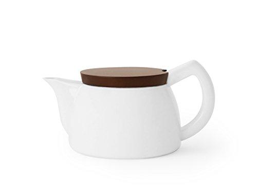 Sowden Teekanne Jakob (0,5 Liter, Weiß, Weiß)