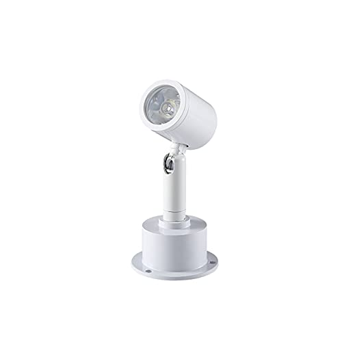 YSJJJBR Foco Empotrable LED Montadas en Superficie DIRIGIÓ Luces del gabinete 4W 6W 8W 12W 22 0v Cocina Puck iluminación para escaparate de la joyería Modelo de la lámpara Spot