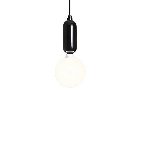 AI LI WEI mooie lampen, eettafel, slaapkamer, hoofdlamp van ontwerper van persoonlijkheid, creatieve glazen bol E27