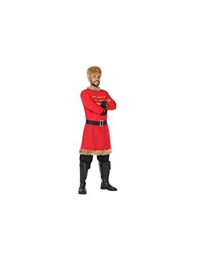 DISBACANAL Disfraz de Ruso para Hombre - -, XL