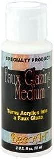 DecoArt Bulk Buy Faux Glazing Medium 2 Ounces DS18-2 (6-Pack)