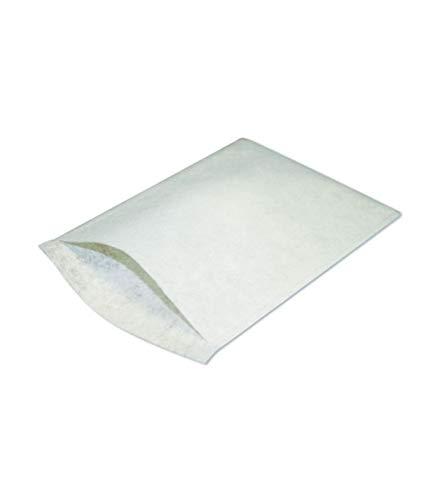 Gant de toilette Non tissé 75 gr/m2 cousu 23x16cm / lot de 2 paquets de 50