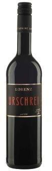 Bioweingut Lorenz Urschrei Rotweincuvée trocken QbA Rheinhessen 0,75l