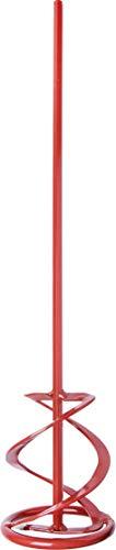 Connex Wendelrührer - Ø 120 x 590 mm - Sechskant-Schaft - Geeignet für Estrich, Mörtel & Putze - Mischgut bis 15 kg - Für 13 mm Bohrfutter/Mörtelrührer/Rührquirl/Rührkorb / COX782388