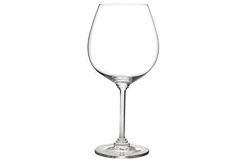 RIEDEL Wine Pinot/Nebbiolo, Rotweinglas, Weinglas, hochwertiges Glas, 700 m, 2er Set,...