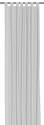 TOM TAILOR 580918 Schlaufenschal T-Dove 140 x 255 cm, hellgrau