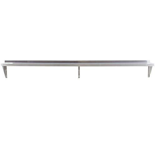 EFINE 5-Shelf Shelving Unit, Adjustable, Heavy Duty Carbon Steel Wire Shelves, 350lbs Loading Capacity Per Shelf, Shelving Units and Storage for Kitchen and Garage (36L x 14W x 72H)