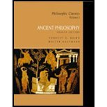 Philosophic Classics, Volume I - Ancient Philosophy (4th, 03) by Baird, Forrest E [Paperback (2002)]