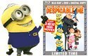 Despicable Me (Best Buy Exclusive Edition) 3-Disc Combo Pack w/Digital Copy