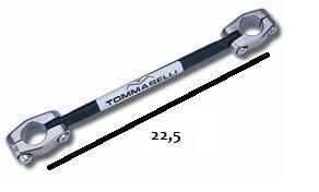 Tommaselli Lenker-Querstrebe für Motorrad