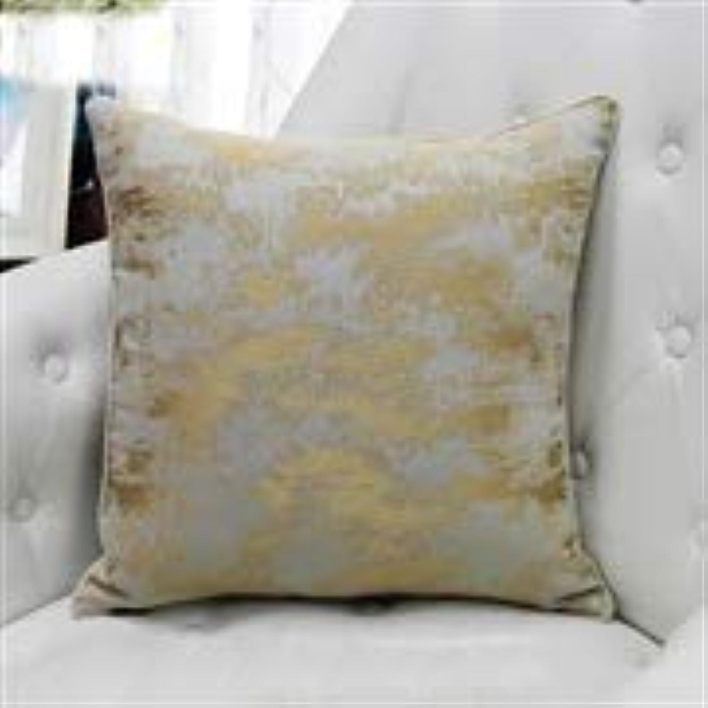 Pillow Cushion with Core Pillow Sofa Car Home Decoration, Soft and Comfortable Big Back QYSZYG (color   A, Size   45cm45cm)