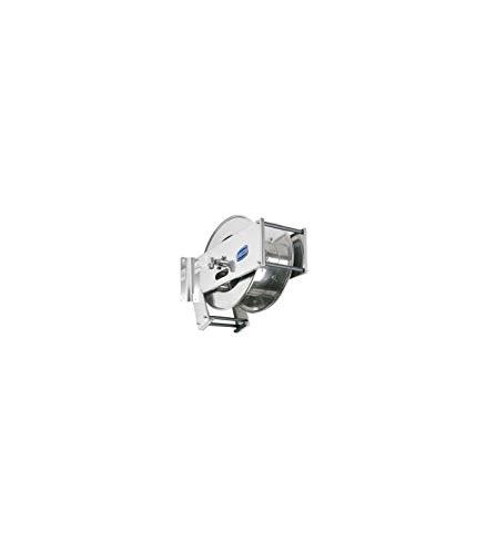 chrom/é 53060200 Hansa Pot dencastrement pour douche universel avec enrouleur automatique