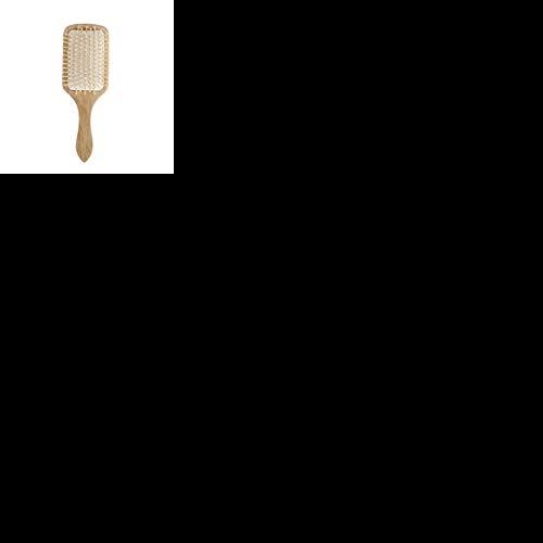 En bois Soins Des Cheveux De Massage Peigne Spa Massage Peigne Tête Favoriser La Circulation Sanguine Antistatique Brosse À Cheveux Peigne Massage, Noir