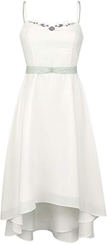 Arielle, die Meerjungfrau Kiss The Girl - Prom Frauen Mittellanges Kleid weiß XXL