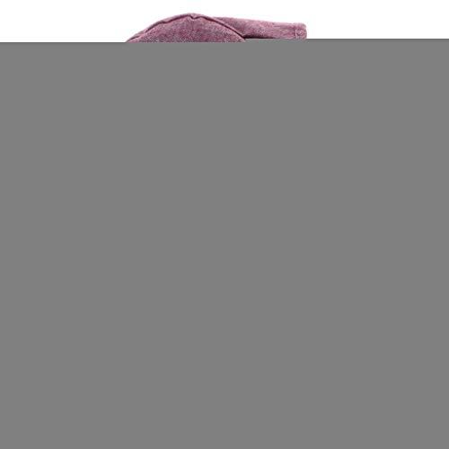 JunYe Bébé Chapeau Floral Vintage né Photographie Cosplay Double Côté Linge Sangle Beanie Garçons Filles Props Cap Pilote Campagne Costume Enfants Bonnet - 5#