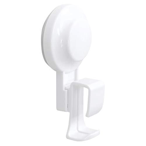 LEVERLOC洗面器掛け 湯おけホルダー 洗面器フック 洗面器ホルダー 吸盤フック タオルハンガー 風呂桶フック壁掛け 超吸着