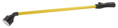 Dramm 14803 One Touch Rain Wand with One Touch Valve, 30-Inch, Yellow