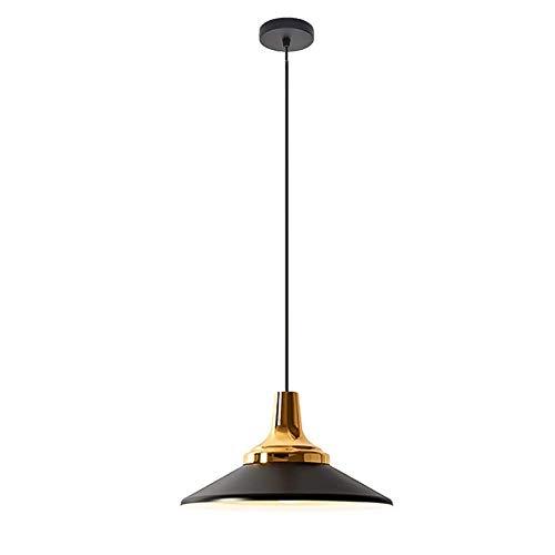Iyom Lámpara Colgante nórdica, lámpara Colgante de Aluminio para Comedor, lámpara Colgante de Techo Industrial, Isla de Cocina para Dormitorio, Pasillo, Entrada