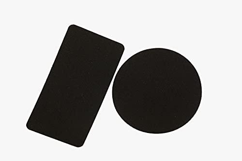 Mcnett Gore-Tex Peso Medio di Riparazione Kit (Nero)