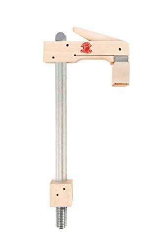 KLEMMSIA® Adapter Basic Mini 150mm Spannweite + Ausladung ; 20mm Zapfendurchmesser
