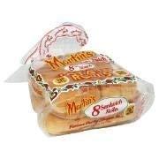 Martin's Potato Rolls 8 Sandwich Rolls (4 Pack)