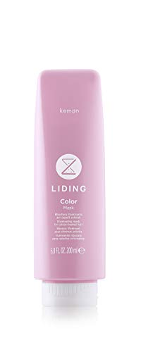 Kemon Liding Care - Mascarilla Color Para El Pelo, 200 gr