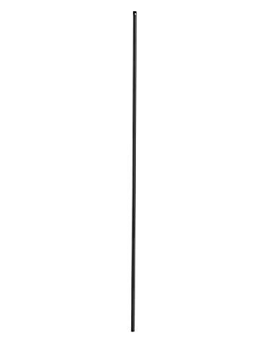 THIRARD - Tringle pour crémone 1.30m, pour fenêtre, 16 x 5mm, acier noir