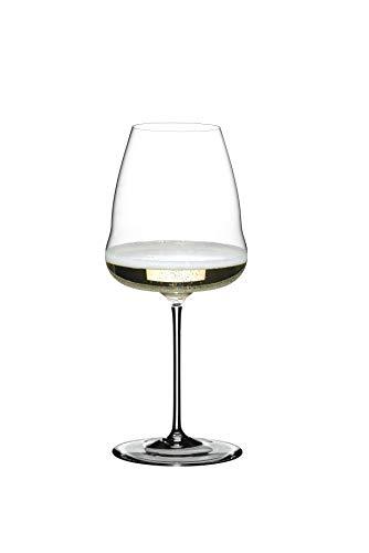 Riedel Winewings Champagnerglas mit einem Stiel, transparent