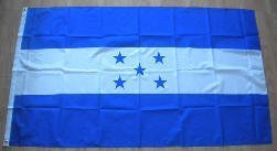 Bandera Honduras - 60 x 90 cm