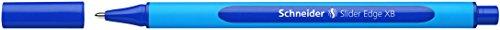 Schneider Slider Edge XB Ballpoint Pen, Black/Red/Blue/Green, Set of 4 Pens (152294) Photo #2