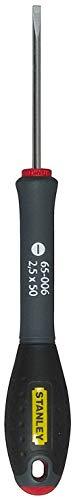 Stanley Destornillador FatMax 2,5 X 50 mm 0-65-006, 2.5X50mm