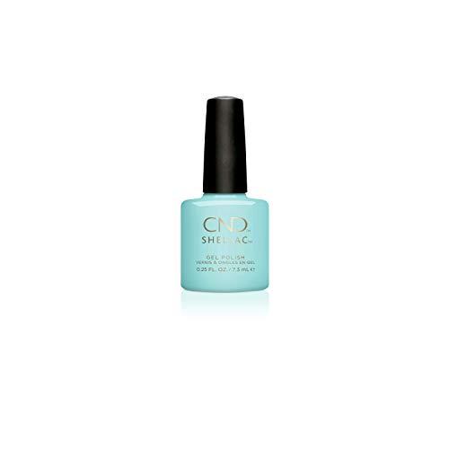 CND Shellac, Gel de manicura y pedicura (Tono Taffy Chic Shock) - 7.3 ml.