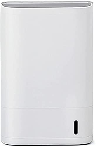 Deumidificatore per casa seminterrato Camera da letto Bagno 2,5L Capacità del serbatoio dell'acqua Auto o scarico manuale per drenaggio automatico e serbatoio dell'acqua