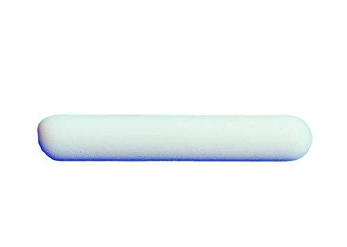 Laborshop24-1572-0630-10 St. Rührfische, Magnetrührstäbe 30x6 mm, zylindrische Form, PTFE ummantelt (30 x 6 mm, 10 St.)