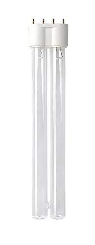 AquaOne 24 Watt UVC Ersatzlampe Wasserklärer 2G11 Sockel Klärer Leuchtmittel Lampe Teich Filter Sockel