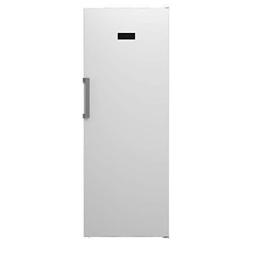 Beko RFNE448E45W Stand Gefrierschrank, 70cm breit, 404L, weiß