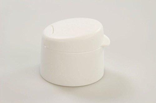 TUPPERWARE To Go Eco 1,0 L weiß Ersatzdeckel Deckel Klippverschluss Ökoflaschen