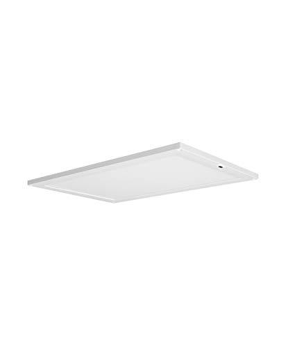 LEDVANCE LED Unterbau-Leuchte, Leuchte für Innenanwendungen, Warmweiß, Integrierter Sweep-Sensor, Länge: 30x20 cm, Cabinet LED Panel
